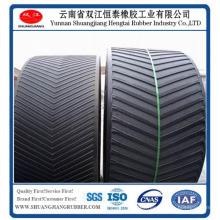 Fabricante de China de la correa de goma de V, correa transportadora de goma