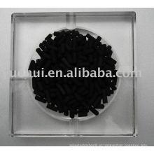 Carvão activado à base de carvão para catalisador ou catalisador