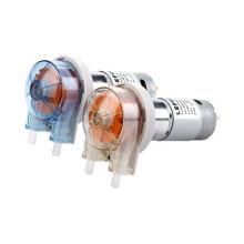 LEFOO 12V 24V longer pump peristaltic,micro peristaltic lotion pump