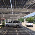 Panel Solar Montage Struktur Aluminium Carport Baldachin