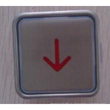 Elevador pulsador, interruptor de botón del elevador, ascensor de botones (CN303)