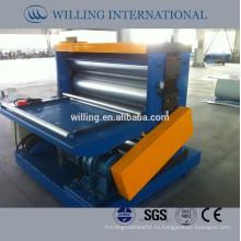 Тиснение машина палуба производитель / машина для тиснения листового металла