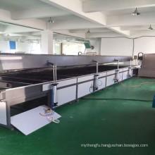 TM-IR6000 White Quartz Heating Tube IR Drying Tunnel Oven