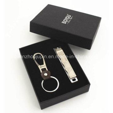 OEM Logo Manicure Key Chain Set for Promotional Gift
