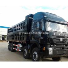 8*4 Heavy Duty Hongyan Genlyon Dump Trucks 8*4 Heavy Duty Hongyan Genlyon Dump Trucks