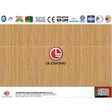 Wood Panels Partition.