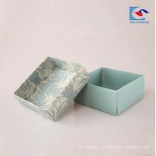 Caixas de embalagem de papelão de alta qualidade para caixas de sabonetes de papelão sabão de papel de hotel