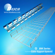 stainless steel wire mesh cable tray-NEMA VE 1