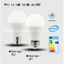 Dimmable LED bulbo A60-Sblc