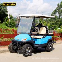 Lifted Big Tire Elektro Golfwagen 4 Sitz Golfwagen