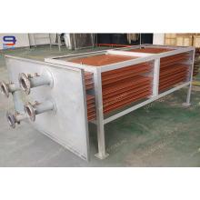 Copper Tube Heat Exchanger Coils