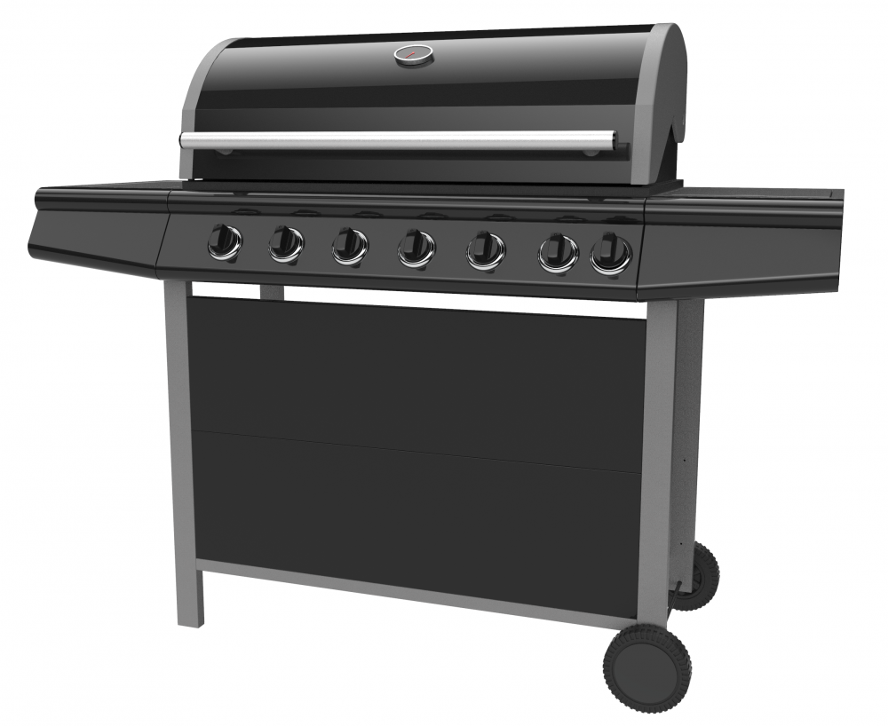 Big Size Gas Grill