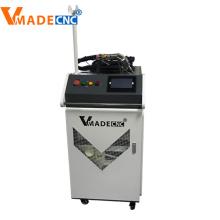 1kw cnc волоконно-лазерный сварочный аппарат для нержавеющей стали, алюминия, меди