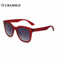 2018 gafas de sol inspiradas en diseño polarizado de Italia
