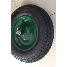 Nouveau modèle de roue pneumatique sans mauvaise odeur
