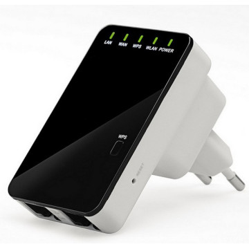300Mbps WiFi Repeater with Ap Rounter