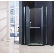 Porte de douche trempée Pivot Jb-D090