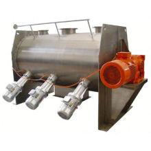 2017 LDH series coulter type mixing machine, SS industrial ribbon blender, horizontal emulsion blenders