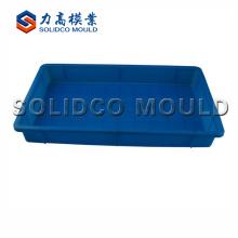 molde de caixa de plástico, molde de plástico