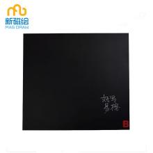 90x60mm Самоклеящаяся маленькая доска для мелков для детей черная доска