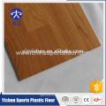 Plancher de danse en pvc portable intérieur bois modèle