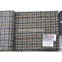 italian bespoke tweed fabric