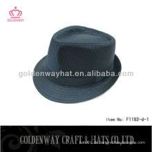 Art und Weise schwarze Mens Fedora Hut