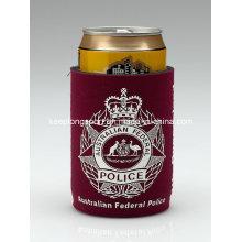Réfrigérateur à base de néoprène à la mode à la mode, refroidisseur de bière à néoprène