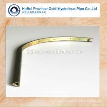 ST52 Mn: 1.20-1.60 Tubo sem costura e tubulação sem emenda do aço
