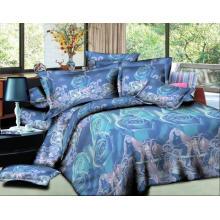 3d printed 100% polyester bedset 3d design bed sheet