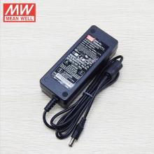 Original MEAN WELL GSM60B24-P1J 60 W 24 V adaptador com ata para sata