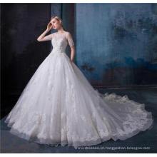 Alibaba atacado vestido de noiva vestido de noiva HA606