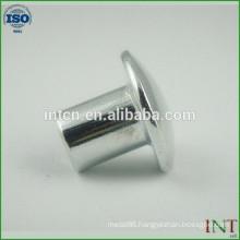 round head aluminium tubular rivets