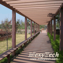 Customize Composite Wood Pergola for Grader Application