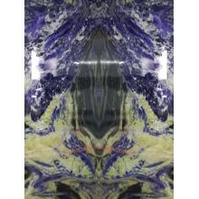 Piedra semipreciosa sodalita azul grande