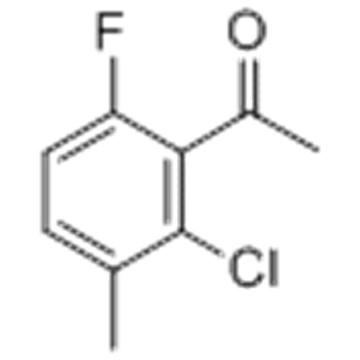 Ethanone,1-(2-chloro-6-fluoro-3-methylphenyl) CAS 261762-63-4