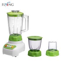 Green Color Fruit Juice Blender