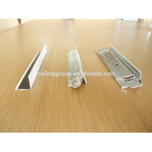 Exposed Slotted DeckeT Gitter / Bar für Mineralfaserplatte