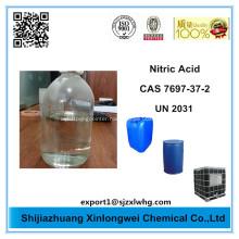 Liquid HNO3 nitric acid 68 for fertilizer making
