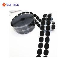 Le meilleur crochet et boucle de pièces adhésives durables de diamètre de 30mm