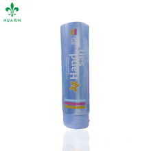 Custom-made high-capacity cream plastic makeup tube for conditioner package
