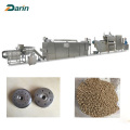 Dry Floating Fish Feed Processing Machinery