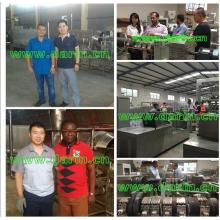 Corn Cheese Puff Snacks Processing Line