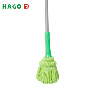 Venta caliente Easy Hand Microfiber Dust Twist Mop