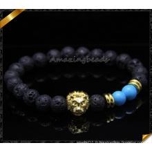 Bracelets de perles de mode Bracelets de lave Bijoux naturels (CB085)