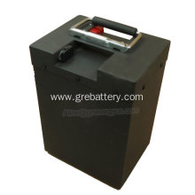 Customized 72V LiFePO4 Auto Motorcycle Rickshaw Battery