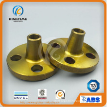 Carbono acero brida Wn A105n forjó el reborde con TUV (KT0175)