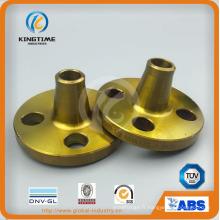 A105n de Wn bride en acier carbone forgé bride avec TUV (KT0175)