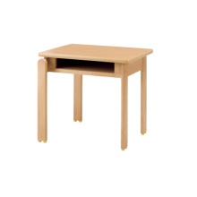 Table/Bass Wood /Environmental Protected/Children Desk (QJ-S)