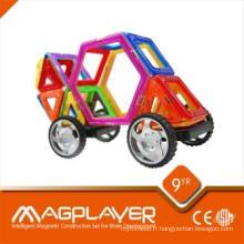 OEM Magplayer Magnetic Puzzle Différents carreaux en forme d'arc-en-ciel